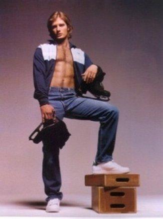 hot male figure skaters john zimmerman shirtless - vman mag2