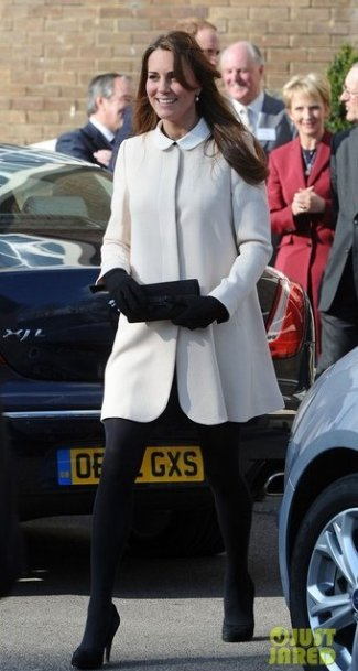 kate middleton coats goat redgrave coat