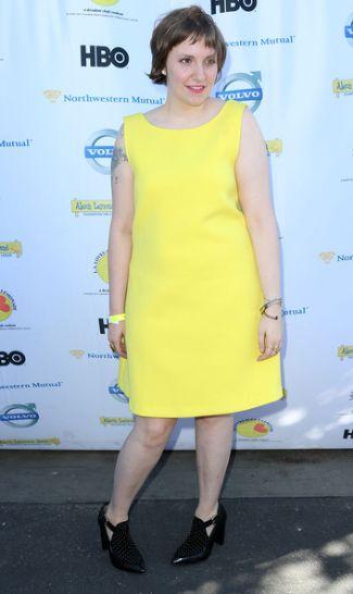 lena dunham plus size dresses - rebecca minkoff open back dress
