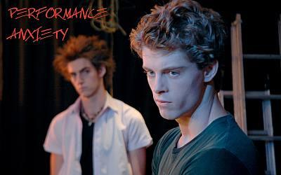 luke mitchell performance anxiety movie