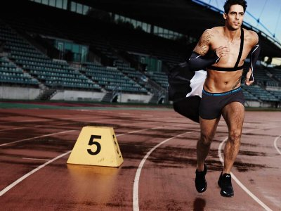 mitchell johnson underwear model - jockey performance plus