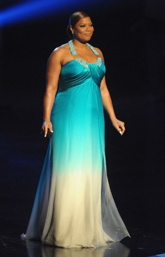 queen latifah curvy fashion style - Edition by Georges Chakra Spring 2011