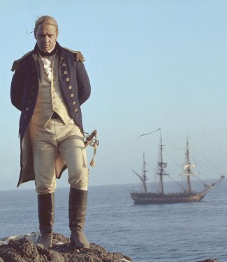 sailor costume for halloween vintage - russell crowe in master and commander