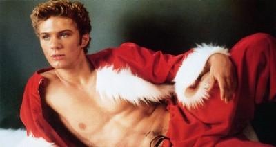 sexy santa - male celebrities - ryan philippe in 98 movie 54