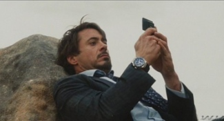 tony stark bulgari watch