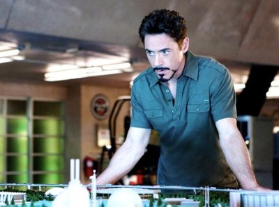 tony stark ironman shirt - polo shirt by prada