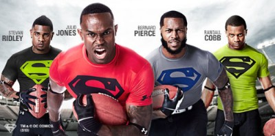 under armour superhero dc comics