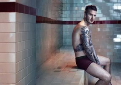 h and m male underwear models - david beckham bodywear - winter 2014