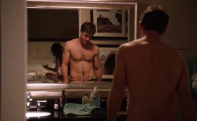 james wolk shirtless in political animals