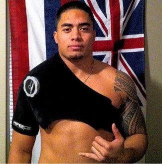 manti teo sexy hot football player