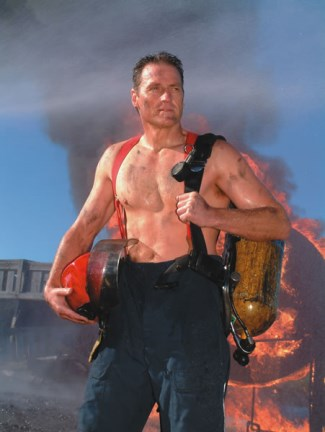 new zealand firefighters calendar - dave smit