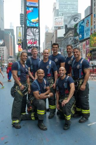 nyc firefighterscalendar 2014 - calendr of heroes