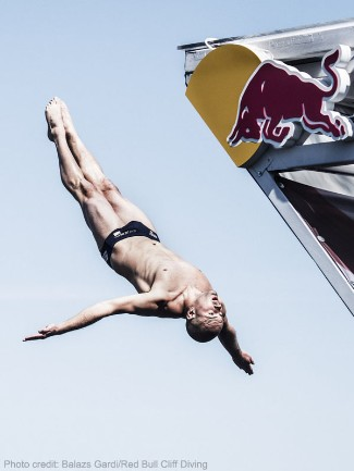 orlando duque red bull cliff diving