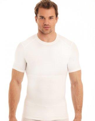 Waist Trimming Shirts for Men power body crew neck t shirt 25 usd
