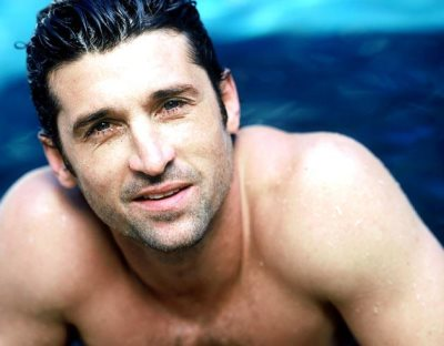 daddy hunks on television - patrick dempsey on greys anatomy