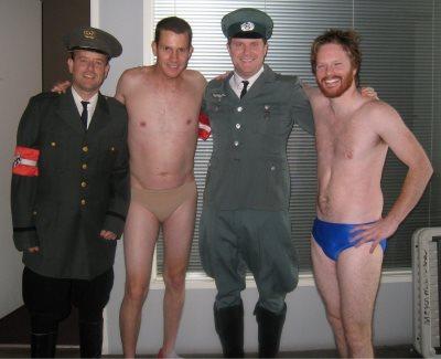 Daniel tosh underwear - flesh colored briefs or panties