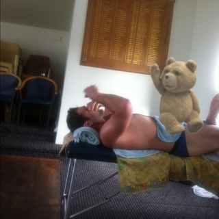 ben ross teddy bear