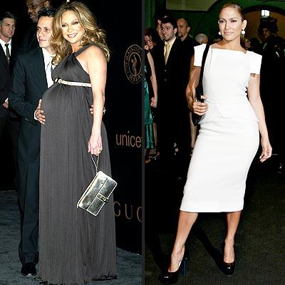 celebrity after pregnancy weight loss secrets - jennifer lopez