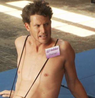 daniel tosh shirtless comedian