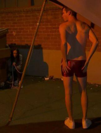 daniel tosh underwear - squarecut boxer briefs