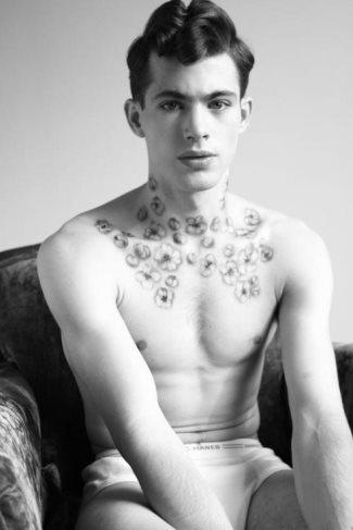 hanes underwear models jamie wise
