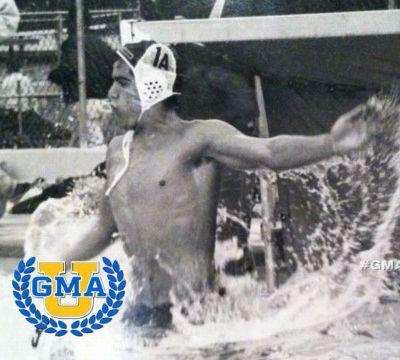 gma josh elliott shirtless - water polo college hunk2
