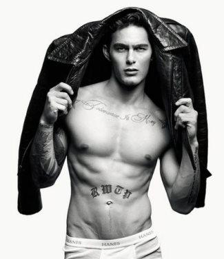 hanes male underwear models maximilian silberman