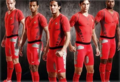 nike combat pro underwear - portuguese football team