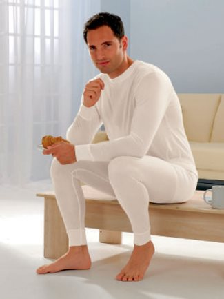 patra long johns silk underwear