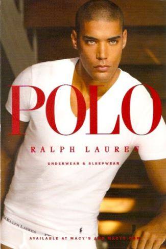 polo ralph lauren male underwear models - Willy Monfret