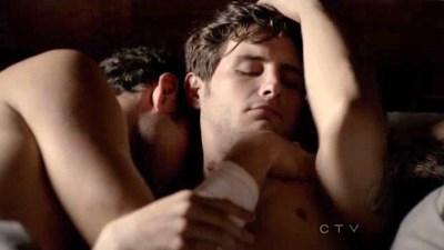 Adan Canto gay the following with Nico Tortorella