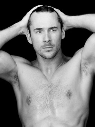 barry sloane shirtless for cosmopolitan - cancer research uk - photo