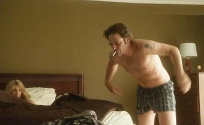 billy burke boxers underwear in freaky deaky