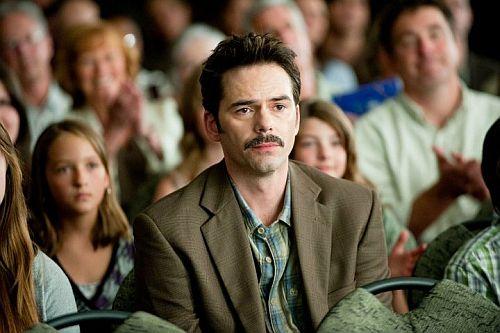 billy burke mustache
