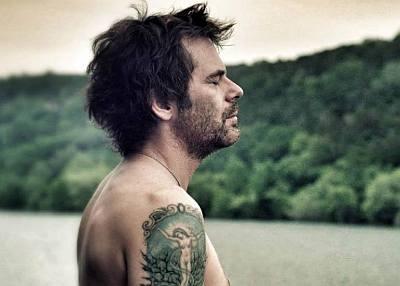 billy burke shirtless tattoo