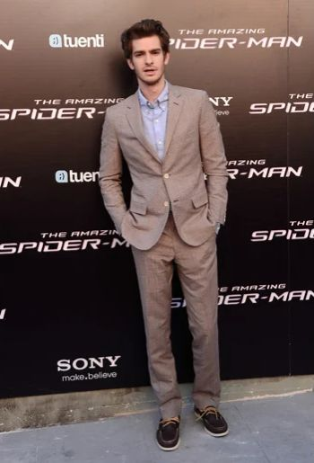 boat shoes still in style 2021 - andrew garfield