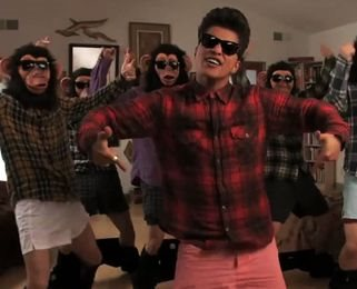 bruno mars boxers underwear - lazy song