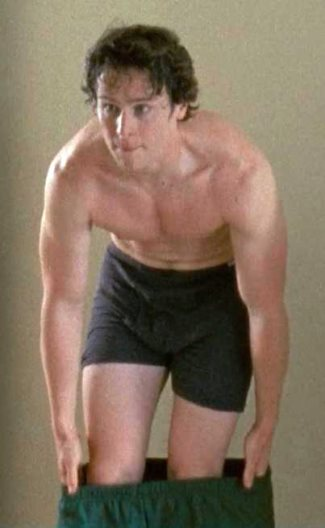 jonathan groff underwear - boxers - shirtless pic