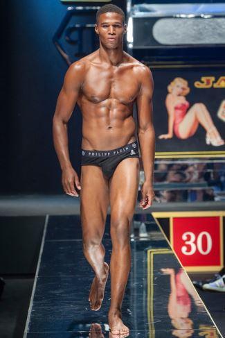 philipp plein underwear for men black briefs
