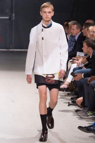 raf simons mens jackets 2014 - paris fashion week