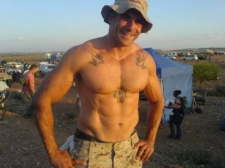 real hot soldiers - eric kocher - generation kill