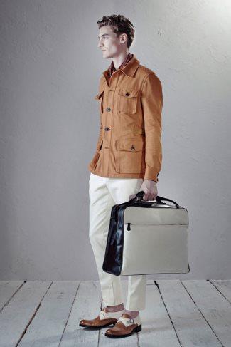 spring jackets for men 2014 - Berluti menswear