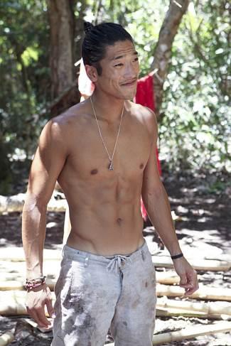 Yung Woo Hwang - shirtless survivor cagayan