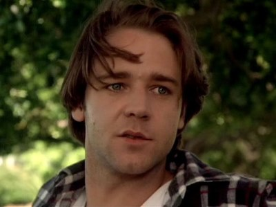 russell crowe handsome young man - sum of us