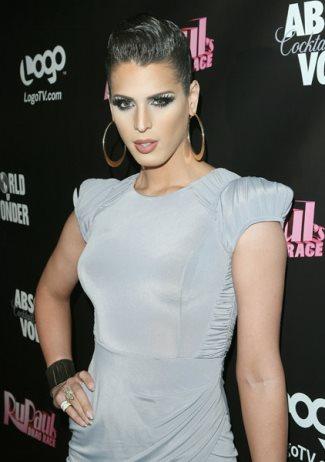 Carmen Carrera - transgender model - after operation