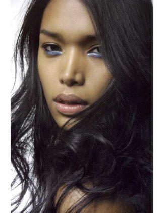 geena rocero - transgender model - now