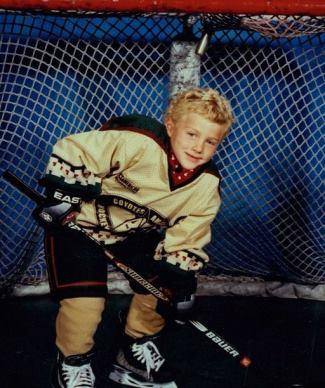 Brendan Lemieux - young boy - hockey player - courtesy of pepe_lemieux instagram2