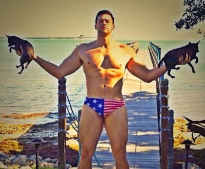 american flag underwear celebrity zoltan mesko