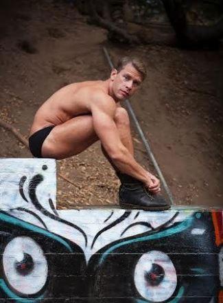 gay men speedo - terry miller - model husband of dan savage