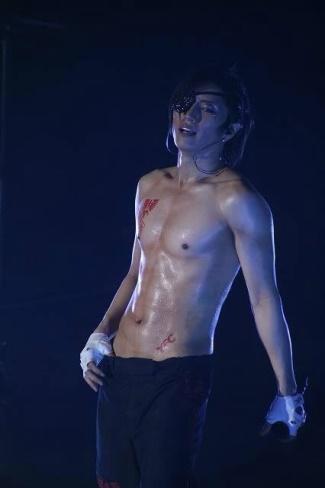 japanese hunks sexy 2014 - Gackt Camui